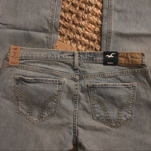 NWT Hollister Venice Boot Cut Jeans